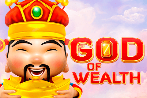 logo god of wealth red tiger