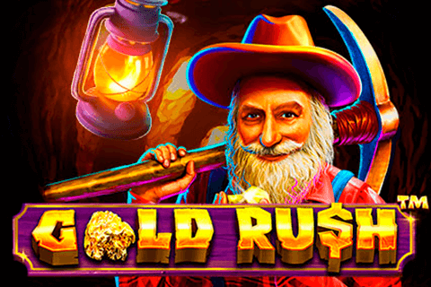 logo gold rush pragmatic