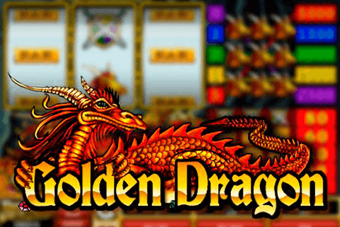 logo golden dragon microgaming