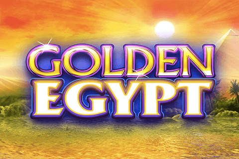 logo golden egypt igt