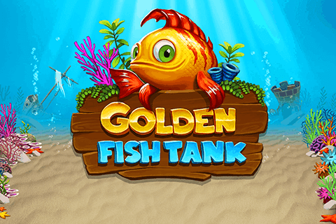 logo golden fish tank yggdrasil