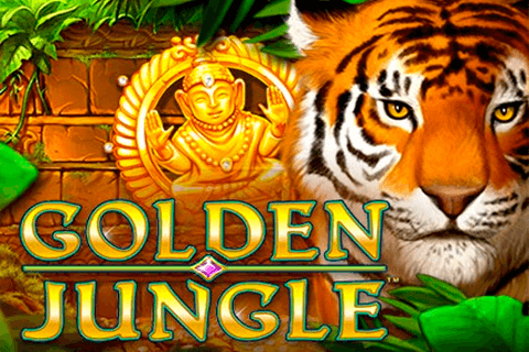 logo golden jungle igt