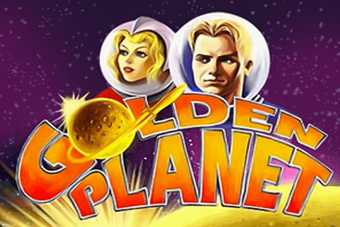 logo golden planet novomatic
