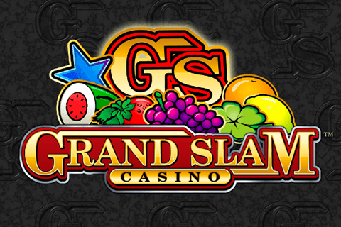 logo grand slam novomatic