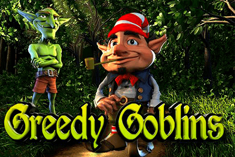 logo greedy goblins betsoft