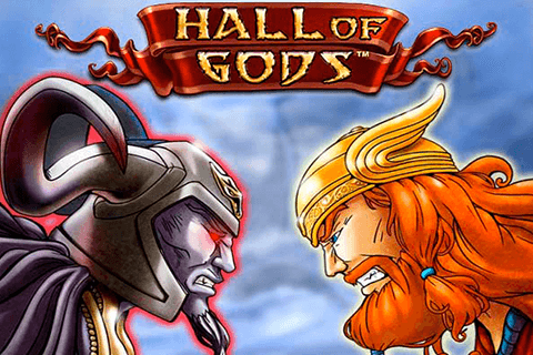 logo hall of gods netent