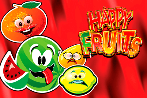 logo happy fruits novomatic