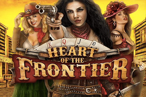 logo heart of the frontier playtech