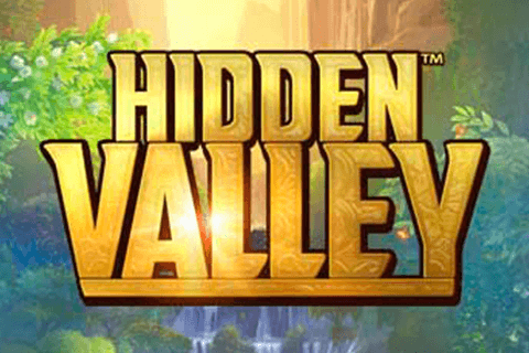 logo hidden valley quickspin