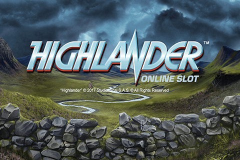logo highlander microgaming