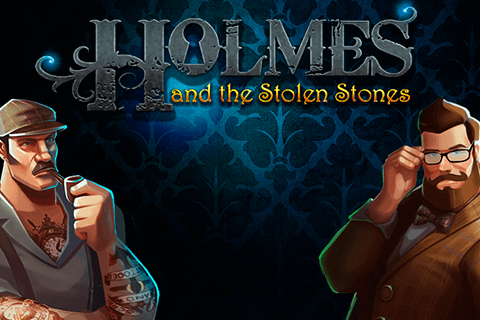 logo holmes and the stolen stones
