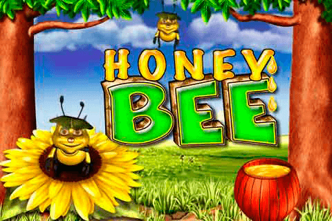 logo honey bee merkur