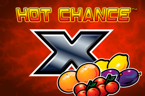 logo hot chance novomatic