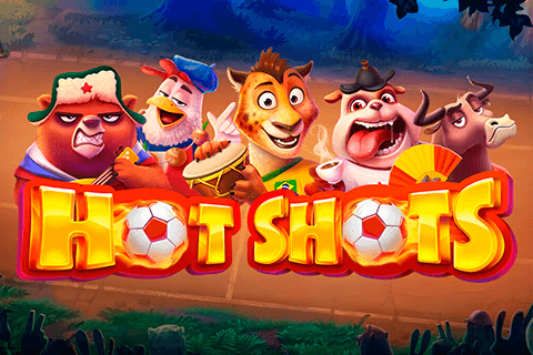 logo hot shots isoftbet