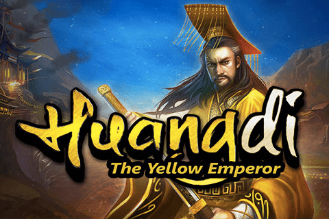 logo huangdi the yellow emperor microgaming