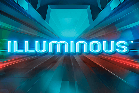 logo illuminous quickspin