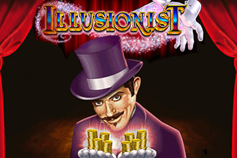 logo illusionist novomatic