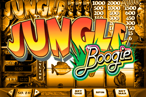 logo jungle boogie playtech