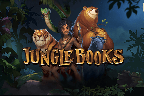 logo jungle books yggdrasil