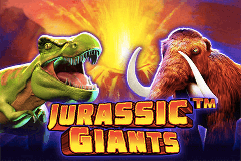 logo jurassic giants pragmatic