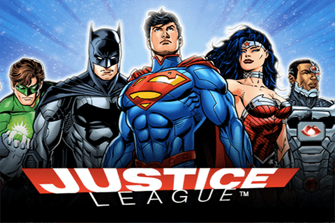 logo justice league nextgen gaming