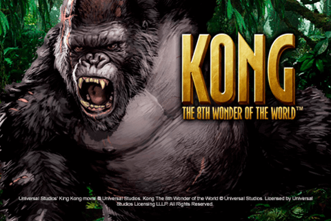 logo king kong playtech
