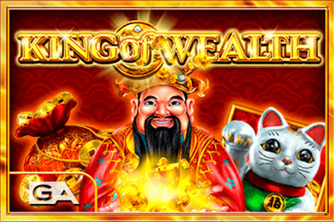 logo king of wealth gameart