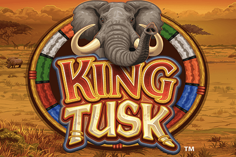 logo king tusk microgaming
