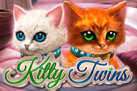 logo kitty twins gameart