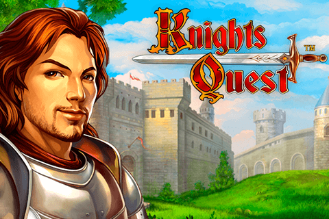logo knights quest novomatic