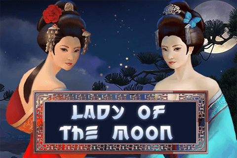 logo lady of the moon pragmatic