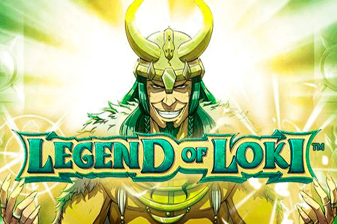 logo legend of loki isoftbet