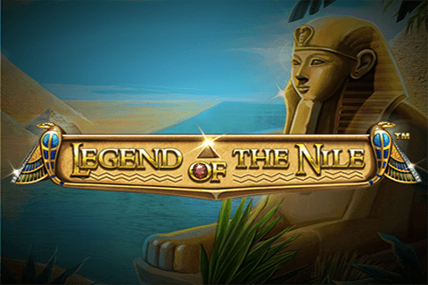 logo legend of the nile betsoft