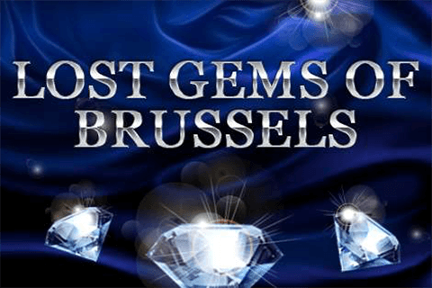 logo lost gems of brussels pragmatic