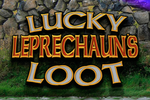 logo lucky leprechauns loot microgaming