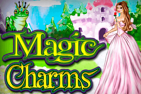 logo magic charms microgaming