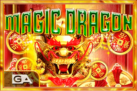 logo magic dragon gameart