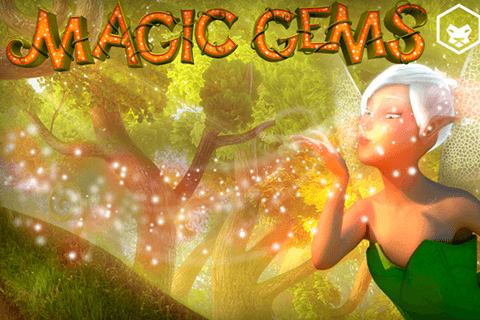 logo magic gems leander