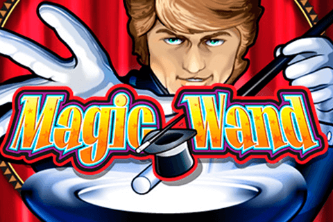 logo magic wand wms