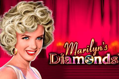 logo marilyns diamonds novomatic