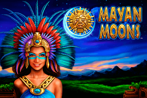 logo mayan moons novomatic