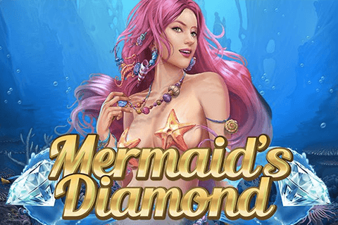 logo mermaids diamond playn go