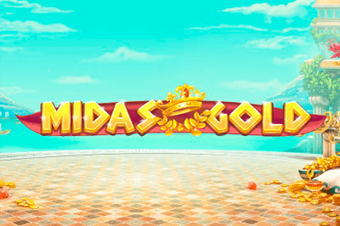 logo midas gold red tiger