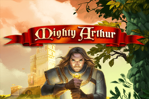 logo mighty arthur quickspin