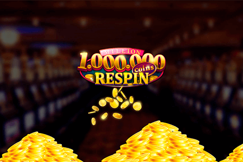 logo million coins respin isoftbet