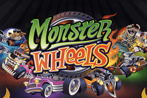 logo monster wheels microgaming