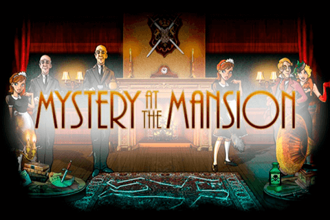 logo mystery at the mansion netent