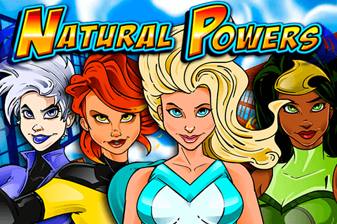 logo natural powers igt