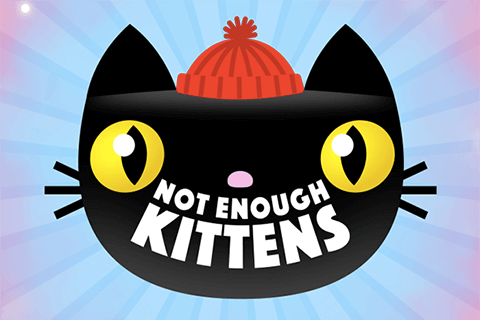 logo not enough kittens thunderkick