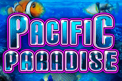 logo pacific paradise igt